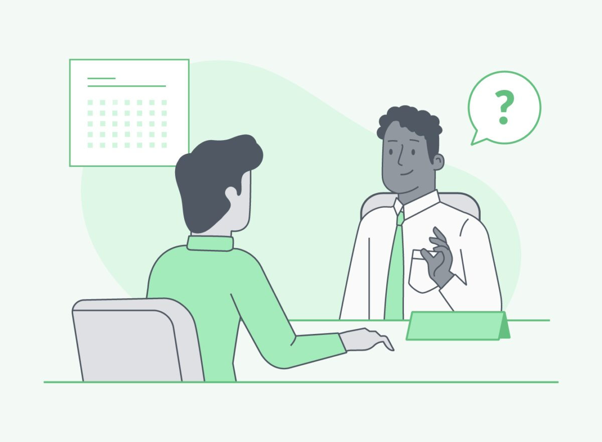 What Happens In The Evaluation Interview?